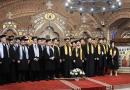 La Catedrala Episcopală: Festivitatea de absolvire a studenţilor şi masteranzilor din cadrul Departamentului Teologie Ortodoxă a CUNBM
