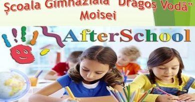 """After School la Școala Gimnazială """"Dragoș Vodă"""" Moisei"""