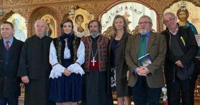 """Eveniment cultural în Parohia Ortodoxă Șieu; A fost lansată cartea """"Cântările marii treceri"""""""